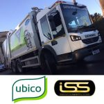 Ubico vehicle logo